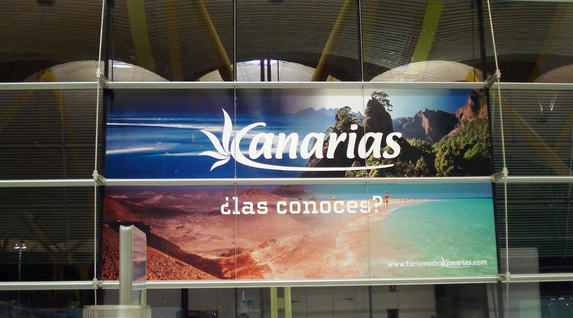 Aeropuerto Canarias