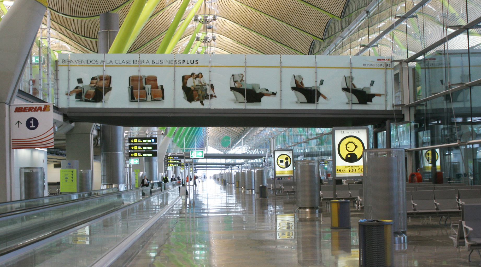 Aeropuerto Iberia