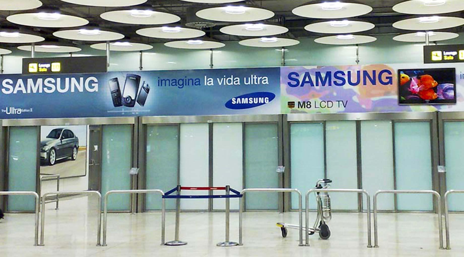 Aeropuerto Samsung