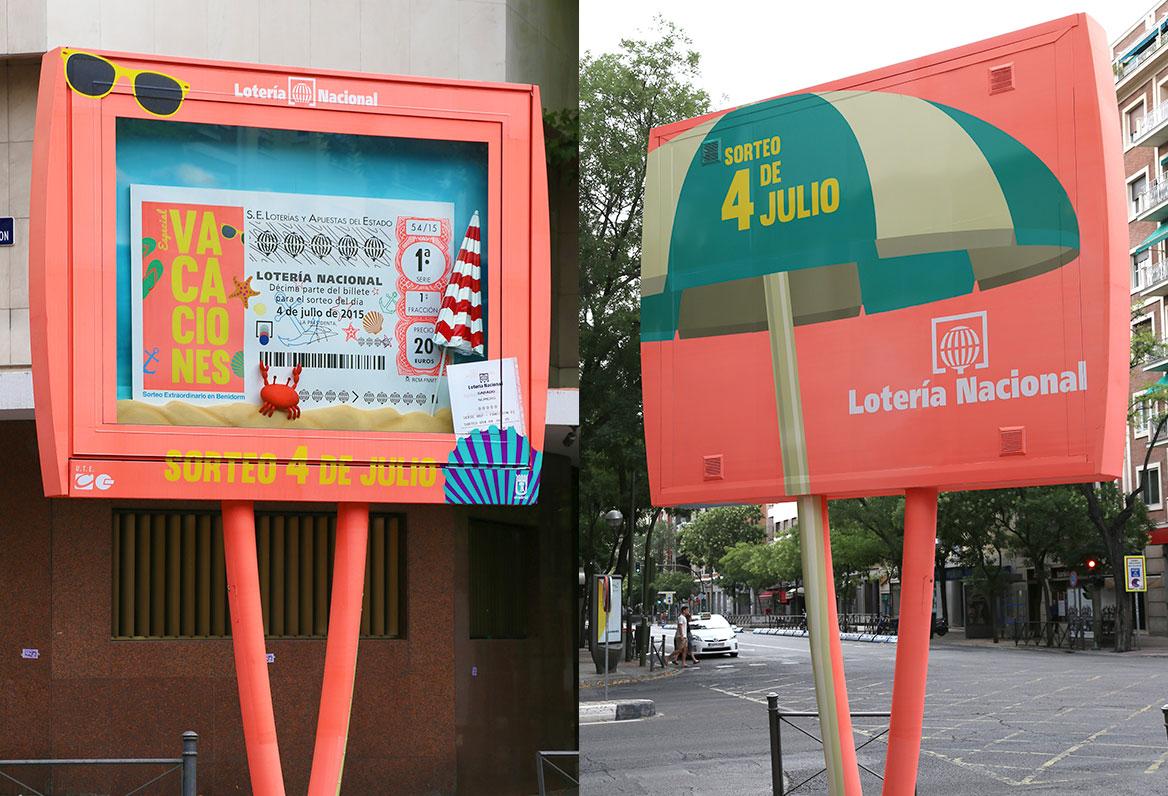 Exterior Loteria