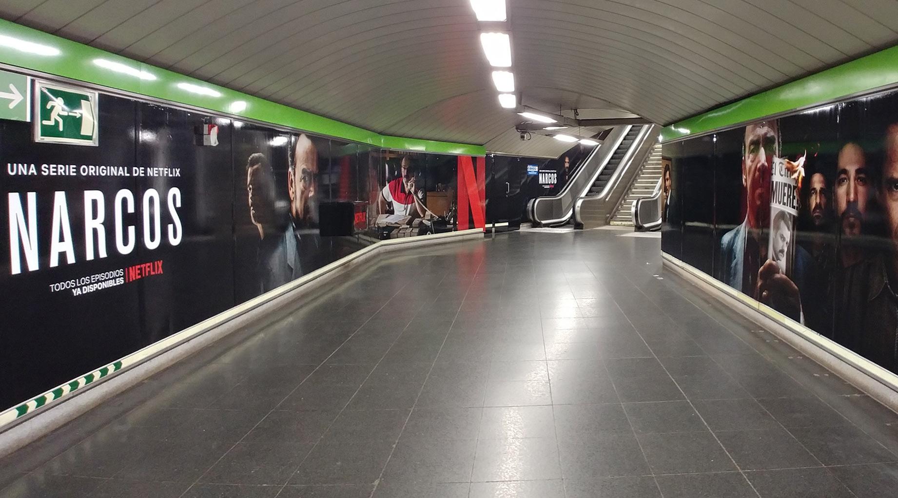 Metro Narcos