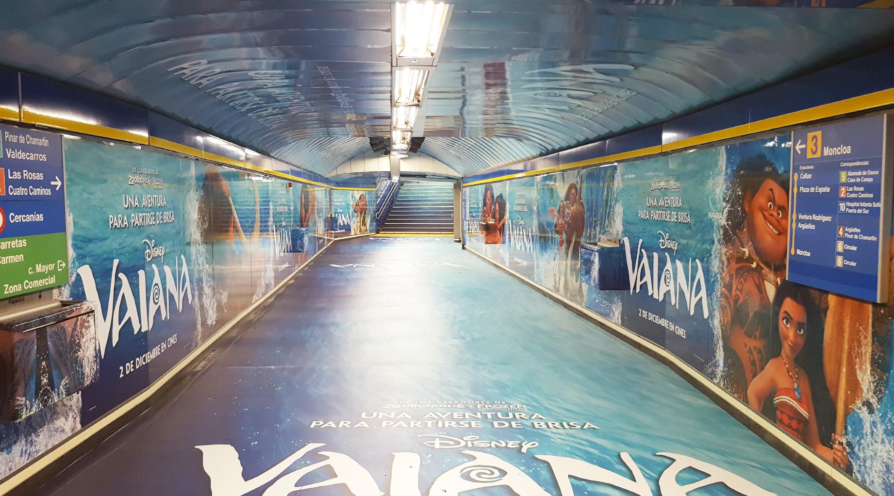 Metro Vaiana