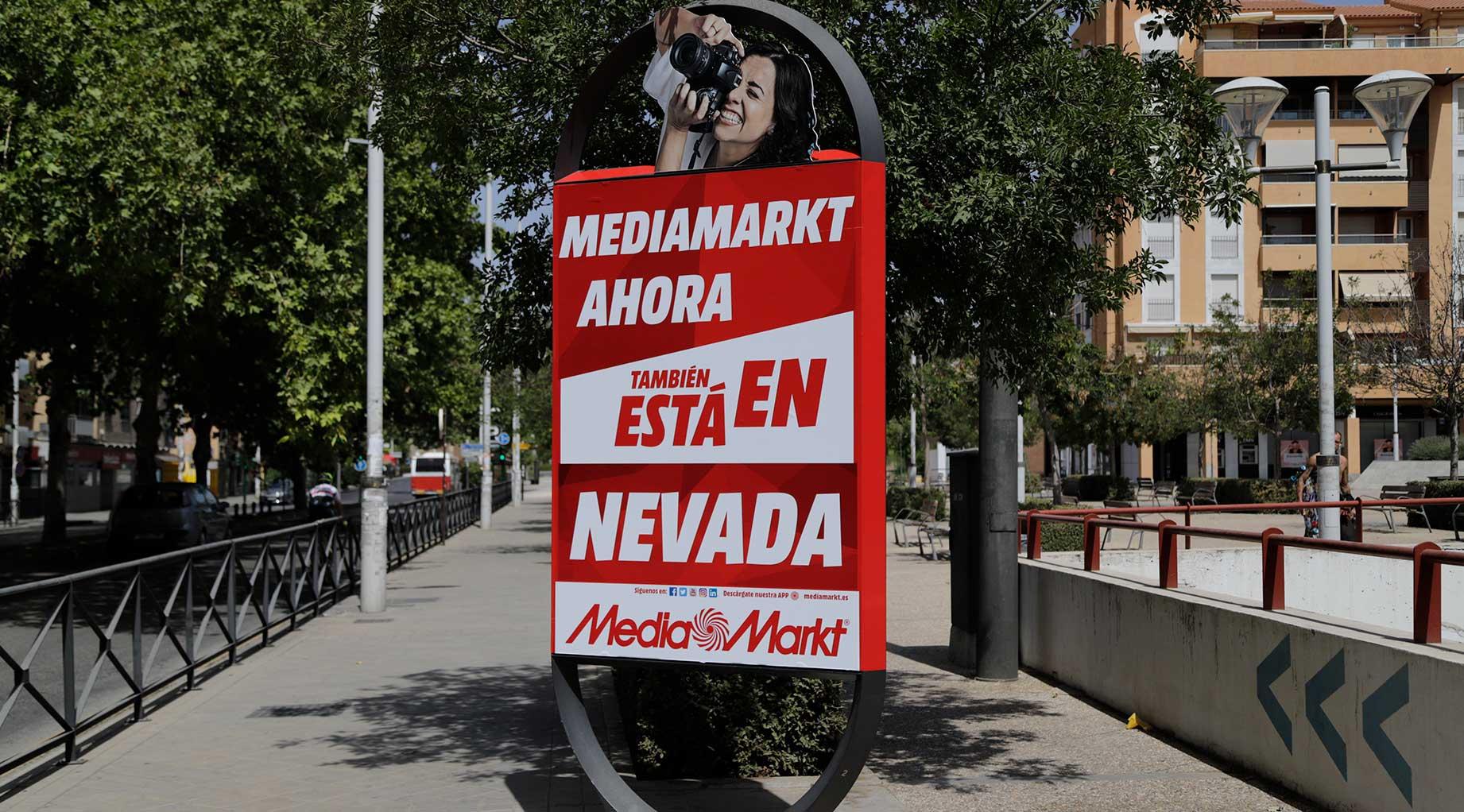 Mupi Media Markt